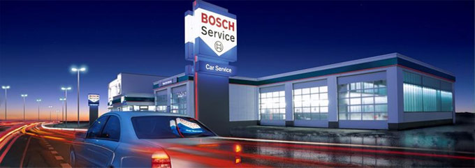 Bosch Car Servis Bohuňovice